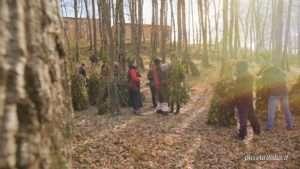 La foresta che cammina - Il rumita