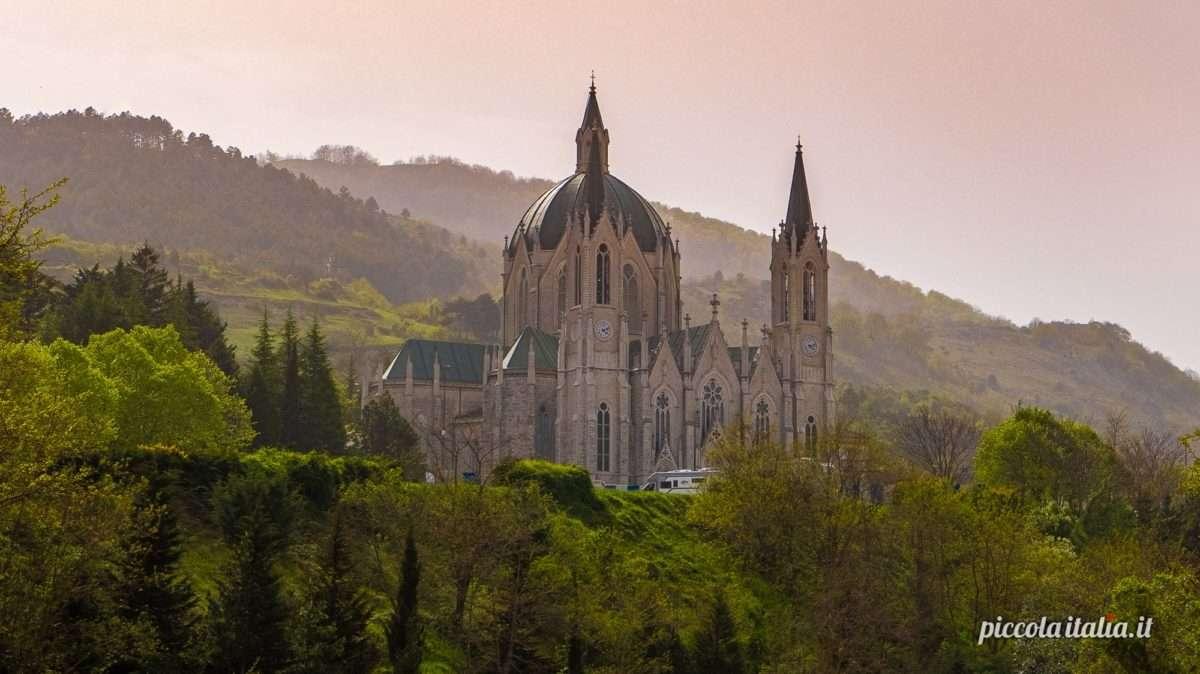 castelpetroso - Il santuario