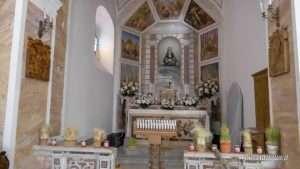 Castelpetroso La chiesa di San Martino