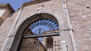 Castelpetroso - il castello