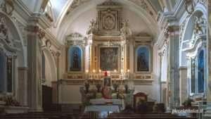 Chiesa di San Lorenzo - Macchiagodena