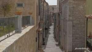 Sant'Angelo in grotte strade del centro