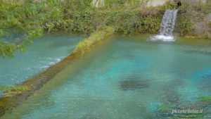 fara smartino Le sorgenti del fiume verde