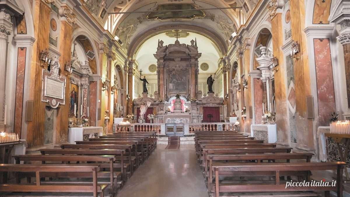 Chiesa di Gesù e Maria