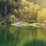 Scanno il lago