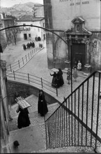 Scanno - Henry Cartier-Bresson
