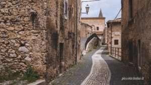 Calascio centro storico