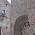 La porta Medicea di Santo Stefano di Sessanio