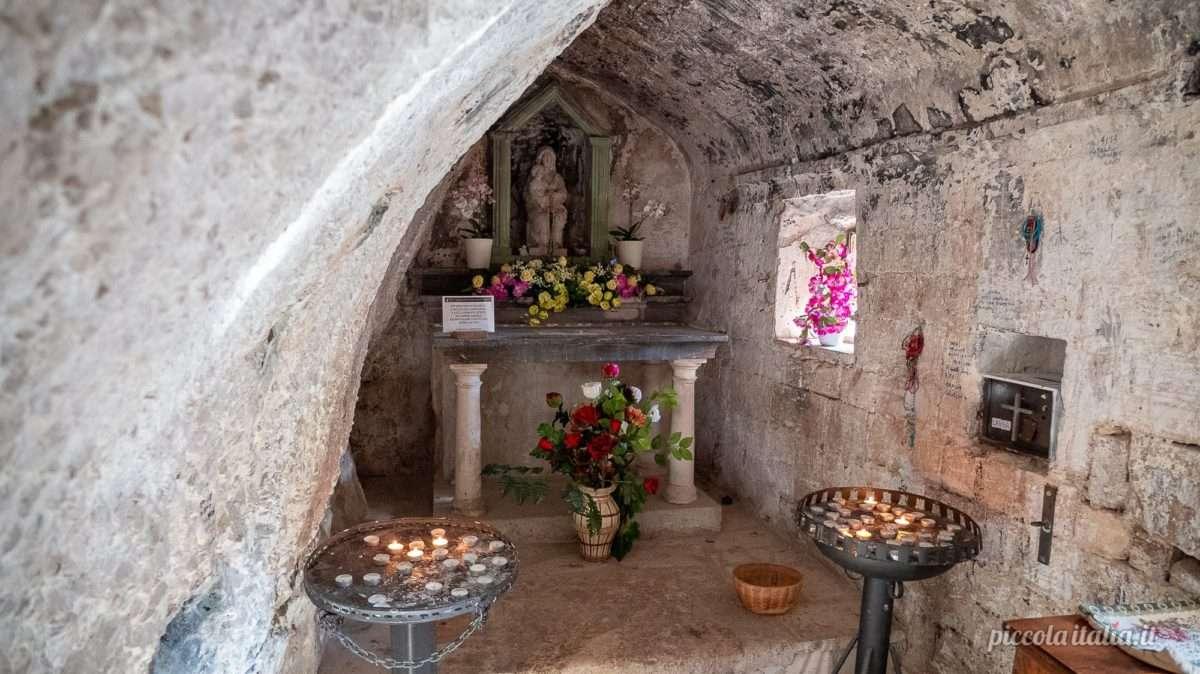 L'eremo di S.Maria infra Saxa
